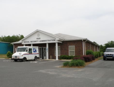 social security office statesville nc