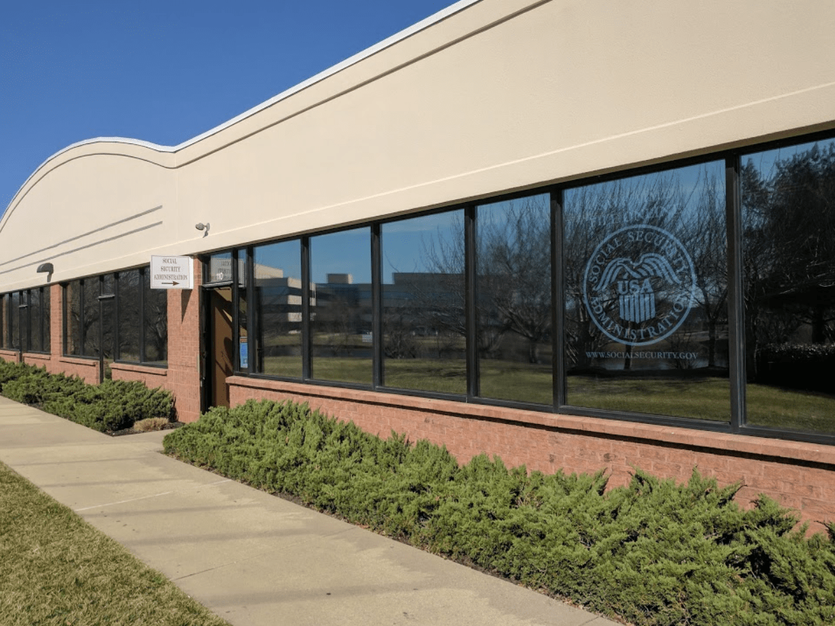 frederick social security office