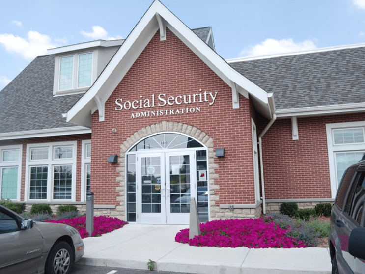 hammond social security office